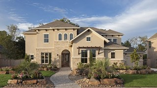 New Homes in - Fulbrook on Fulshear Creek 90' by Coventry Homes