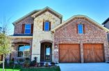 New Homes in Dallas Texas TX - South Pointe Cottage Series by Plantation Homes