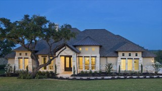New Homes in Texas TX - Havenwood at Hunters Crossing by Perry Homes