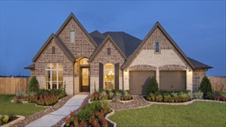 New Homes in San Antonio Texas TX - John Newcombe Estate 60' by Perry Homes