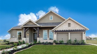 New Homes in Texas TX - River Valley 70' by Perry Homes