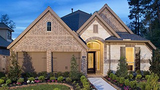 New Homes in Texas TX - Southlake 50' by Perry Homes