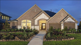 New Homes in Texas TX - Mill Creek Crossing 50' by Perry Homes