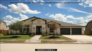 New Homes in Texas TX - Southlake 75'/80' - Waterfront Series by Perry Homes