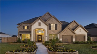 New Homes in Texas TX - Cane Island 80' by Perry Homes