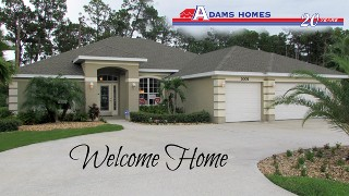 New Homes in - Palm Bay Scattered Lots by Adams Homes