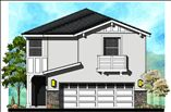 New Homes in Orange County California CA - Latitude at Newport Heights by Melia Homes
