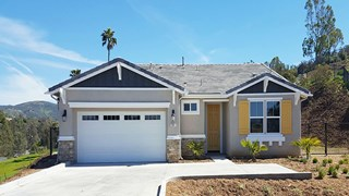 New Homes in California CA - Hayden Ranch  by Hallmark Communities