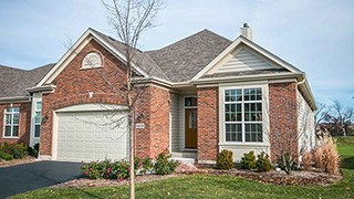 New Homes in Illinois IL - Lakes of Boulder Ridge by Plote Homes