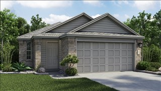 New Homes in Jarrell Texas TX - Ridgepointe Collection by Lennar Homes