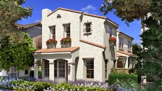 New Homes in California CA - Springville elacora by Comstock Homes