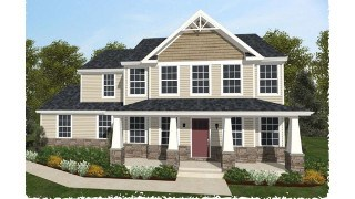 New Homes in Baltimore Maryland MD - Castle Farms by Keystone Custom Homes