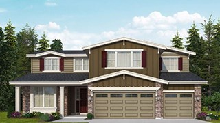New Homes in Seattle Washington WA - Braeton Woods by Sundquist Homes Family of Companies