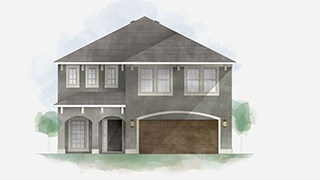 New Homes in Florida FL - Bristol Place — Villages of Avalon by Inland Homes