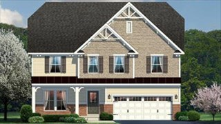 New Homes in Indianapolis Indiana IN - Silverton by Ryan Homes