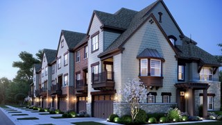 New Homes in Illinois IL - Parkside at Libertyville by K. Hovnanian Homes