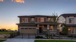 New Homes in Colorado CO - Diamond Head at Plum Creek by Lokal Homes