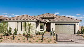 New Homes in Las Vegas Nevada NV - Keystone at Skye Canyon  by Pardee Homes