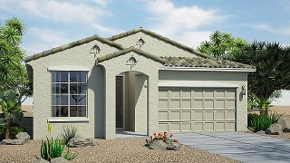 New Homes in Goodyear Arizona AZ - Overlook at Estrella  by Beazer Homes