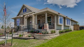 New Homes in Austin Texas TX - Oak Creek by Pacesetter Homes