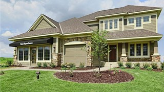 New Homes in Minneapolis Minnesota MN - River Hills - Single Family by M/I Homes