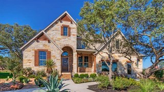 New Homes in Texas TX - CalAtlantic Homes 60's at Rancho Sienna by Newland Communities