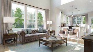 New Homes in Texas TX - Oaks at Lakeline Station by Pulte Homes
