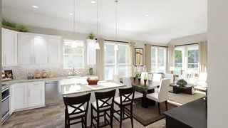 New Homes in San Antonio Texas TX - Stonehaven by Pulte