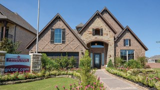New Homes in Houston Texas TX - Lakes of Bella Terra - Signature Series by Grand View Builders