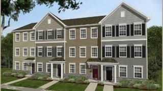 New Homes in Pennsylvania PA - Sadsbury Park - Townhomes  by Keystone Custom Homes