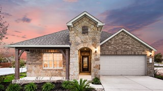 New Homes in San Antonio Texas TX - Arcadia Ridge The Reserve by Pulte