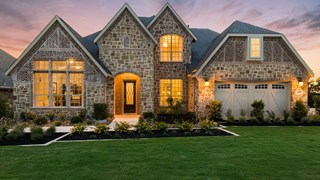New Homes in Texas TX - Heritage Oaks at Pearson Place by Pulte Homes