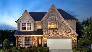 New Homes in Texas TX - Lantana Oaks by Pulte Homes