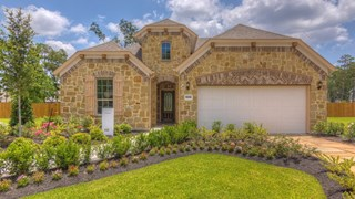 New Homes in Texas TX - Paloma Lake by Pulte Homes
