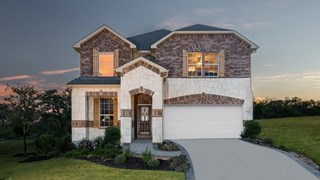 New Homes in Texas TX - Arcadia Ridge-The Arbor by Centex Homes