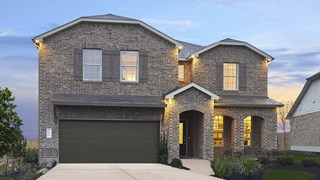 New Homes in Texas TX - Bellingham Meadows by Centex Homes