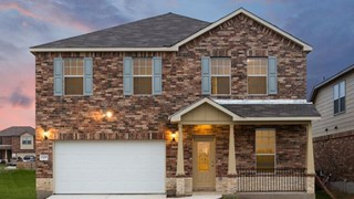 New Homes in Texas TX - Lake Pointe by Centex Homes