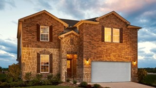 New Homes in Texas TX - Scheel Farms by Centex Homes