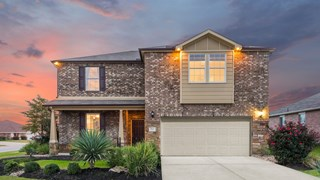New Homes in Texas TX - Trimmier Estates by Centex Homes