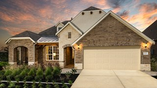 New Homes in Texas TX - White Rock Estates by Centex Homes