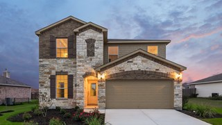 New Homes in Texas TX - Yowell Ranch by Centex Homes