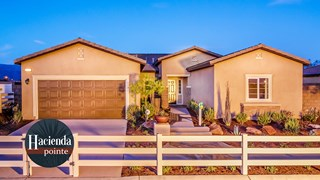 New Homes in California CA - Hacienda Pointe by D.R. Horton