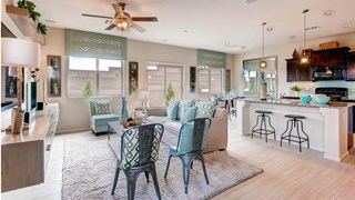 New Homes in Nevada NV - Blue Nile Trails by D.R. Horton