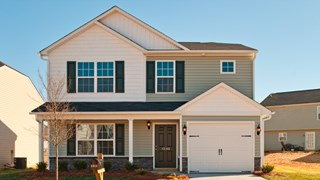 New Homes in - Spring Lake by Wade Jurney Homes