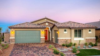 New Homes in Las Vegas Nevada NV - Bristlecone Ranch by D.R. Horton