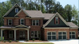 New Homes in Georgia GA - Edgeboro Park  by Stonecrest Homes