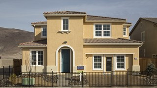 New Homes in Nevada NV - Aurora II at Cyan by D.R. Horton