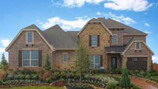 New Homes in Texas TX - The Preserve by Pulte Homes