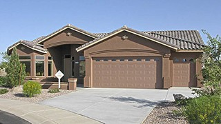 New Homes in Phoenix Arizona AZ - Sunland Springs Village by Farnsworth Homes