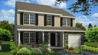 New Homes in Maryland MD - Fieldstone Manor by Ameri-Star Homes